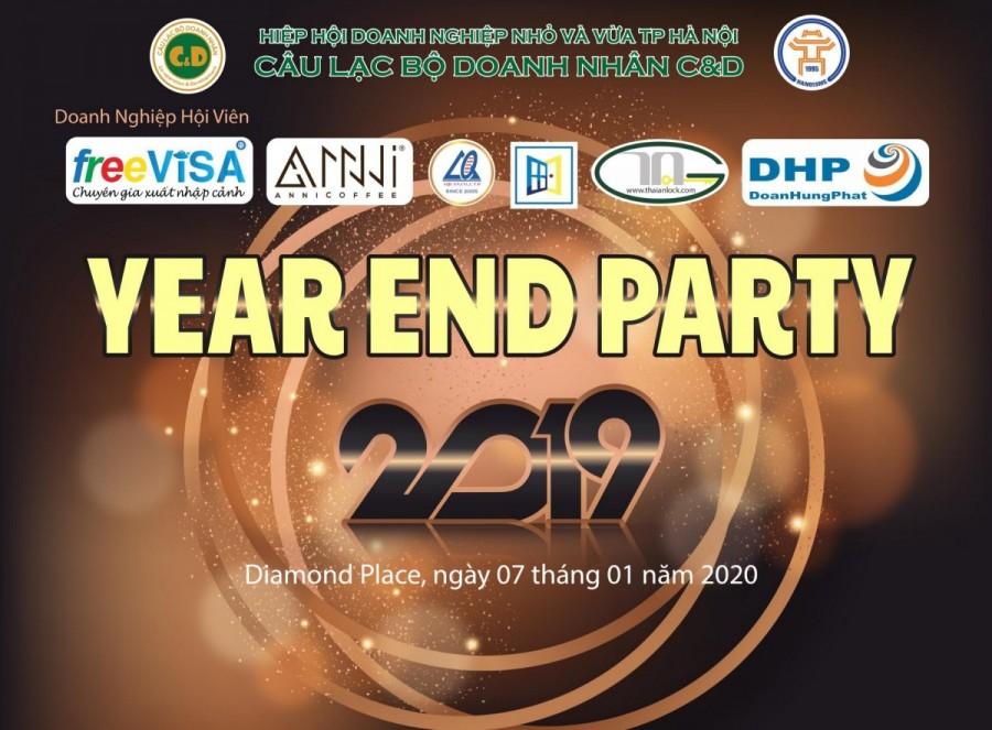 Chương trình tất niên năm 2019 hội viên câu lạc bộ